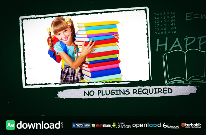 MY SCHOOL FREE DOWNLOAD VIDEOHIVE PROJECT