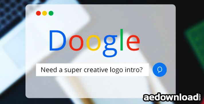 Quick Doogle Search - Logo Intro