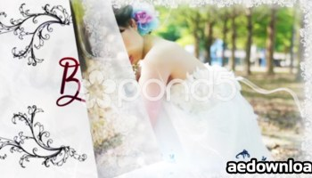 SIMPLE WEDDING SLIDESHOW FREE DOWNLOAD VIDEOHIVE TEMPLATE - Free