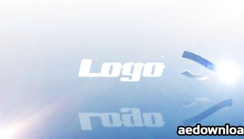 SHIMMER DUST LOGO - AFTER EFFECTS TEMPLATE (MOTION ARRAY) - Free
