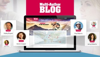 Multi-Author Blog v1 43 – WordPress Theme free download - Free After