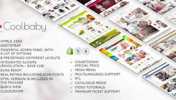 Material v1 0 1 – Responsive Shopify Theme Free Download - Free