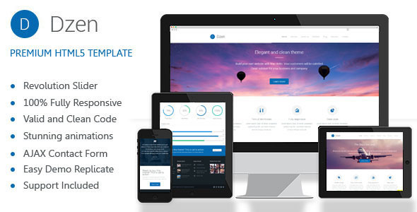 Dzen v20 multipurpose business html5 template free download free dzen v20 multipurpose business html5 template free download free after effects template videohive projects accmission Choice Image