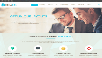 Technews v100 joomla 34 template gavickpro free download free sj hexagon v100 responsive business joomla template 3x free download wajeb Image collections