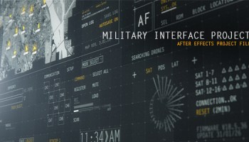 RocketStock - Interface Hud Video Elements - Free After