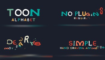 VIDEOHIVE TOONS TOOL 4D (DROPS FX) FREE DOWNLOAD - Free After