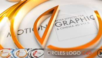 VIDEOHIVE CUBIST C4D LOGO ANIMATION - Free After Effects Template