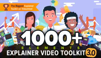 Character Maker - Explainer Video Toolkit 2 - Free VIP