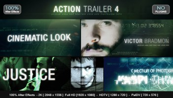 ACTION TRAILER 3 (VIDEOHIVE PROJECT) FREE DOWNLOAD - Free After