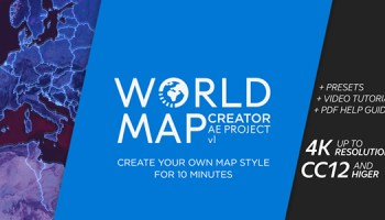 World map paintings pack videohive project free download free videohive world map creator free download gumiabroncs Images