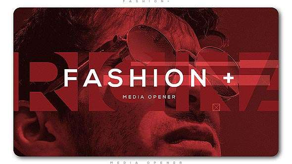 VIDEOHIVE FASHION PLUS MEDIA OPENER