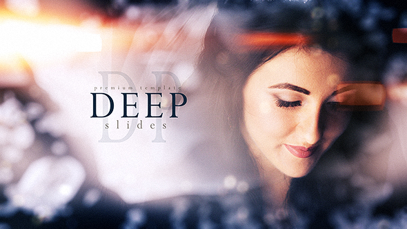 VIDEOHIVE DEEP SLIDES - AFTER EFFECTS TEMPLATE