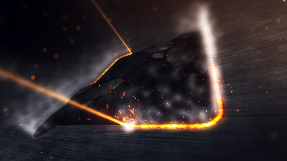 VIDEOHIVE INDUSTRIAL LASER REVEAL