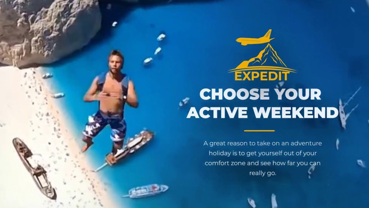 VIDEOHIVE TRAVEL AGENCY PROMO - WORLD EXPEDITION PRESENTATION