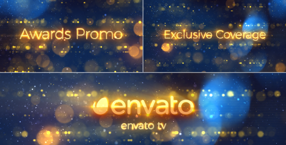 VIDEOHIVE AWARDS PROMO