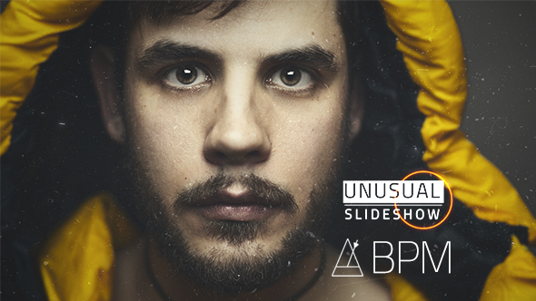 VIDEOHIVE UNUSUAL BPM SLIDESHOW V1.1