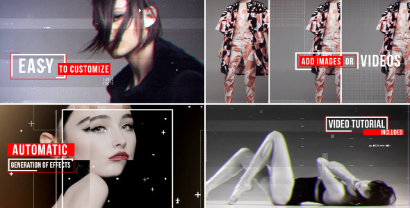 VIDEOHIVE FASHION STYLE