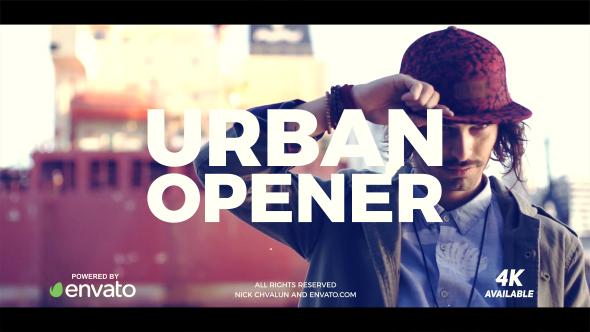 VIDEOHIVE URBAN 21113550