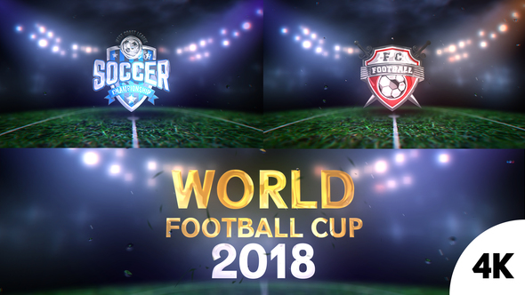 VIDEOHIVE EPIC FOOTBALL LOGO (SOCCER)