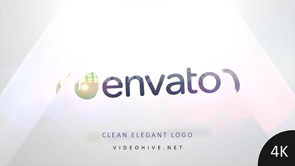 VIDEOHIVE CLEAN ELEGANT LOGO 20715296