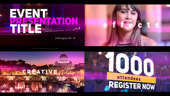 VIDEOHIVE CONFERENCE EVENT CORPORATE PROMOTION