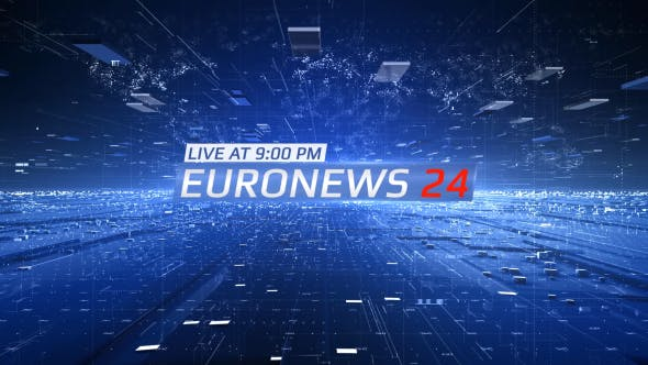 VIDEOHIVE EURONEWS OPENER
