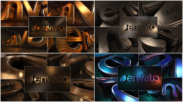 VIDEOHIVE LED GOLD TITLE