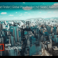 VIDEOHIVE TITLES BPM SLIDESHOW