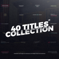 VIDEOHIVE TITLES 20610323