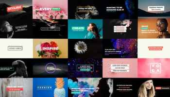 VIDEOHIVE GRAPHICS PACK - Free After Effects Template