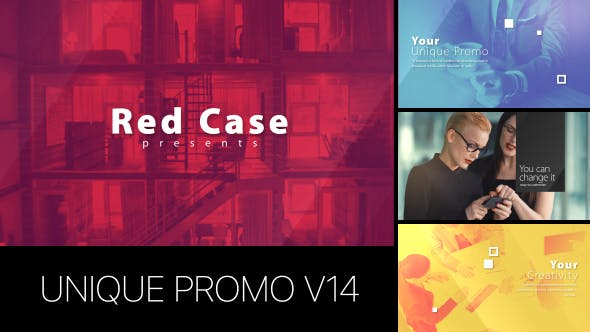 VIDEOHIVE UNIQUE PROMO V14 | CORPORATE PRESENTATION