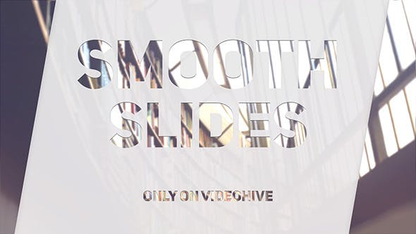 VIDEOHIVE SMOOTH SLIDES