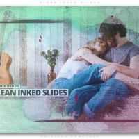 VIDEOHIVE CLEAN INKED SLIDES