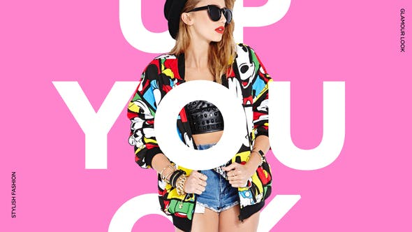 VIDEOHIVE COLORFUL FASHION PROMO FESTIVAL