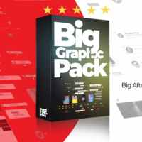 VIDEOHIVE BIG GRAPHIC PACK V0.1