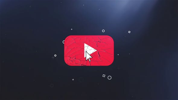 VIDEOHIVE YOUTUBE SHORT LOGO REVEAL