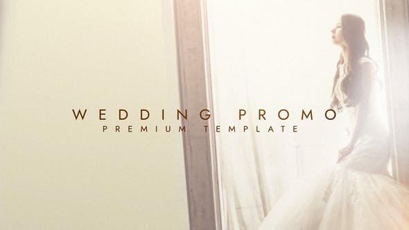 VIDEOHIVE WEDDING PROMO