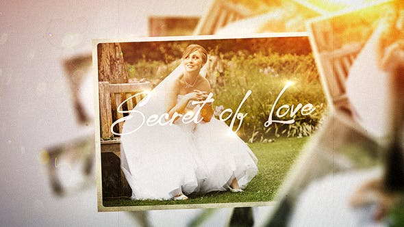VIDEOHIVE SECRET OF LOVE