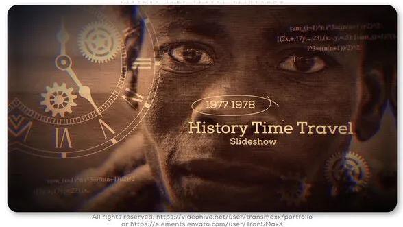 History Time Travel Slideshow