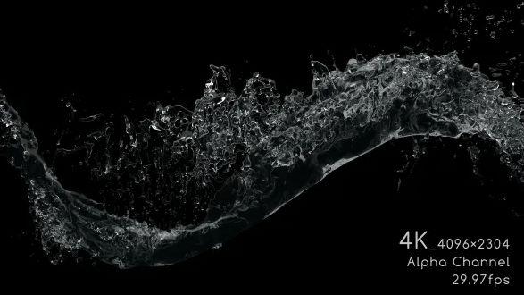 Water Flow 4K