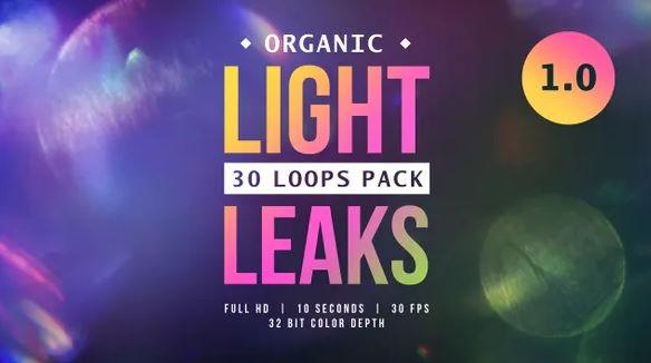Organic Light Leaks 1.0