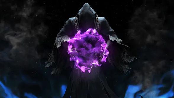 Dark Spell Logo Reveal