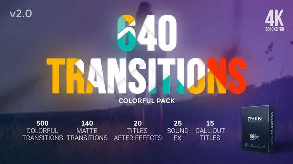TRANSITIONS V2