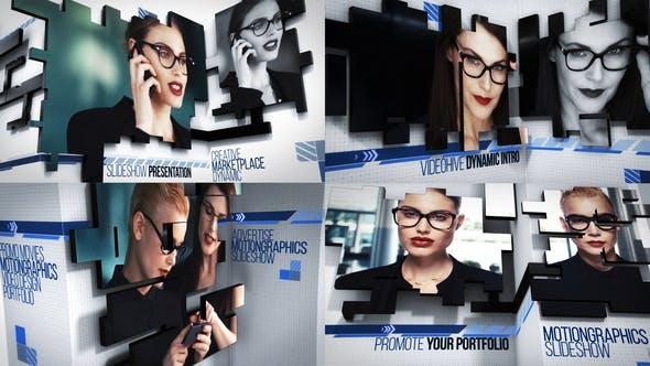 Dynamic Video Wall