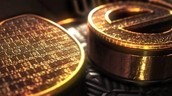 Gold Treasure Logo