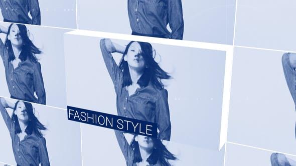 Minimal Fashion Opener