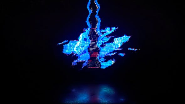 Glitch Energy Logo