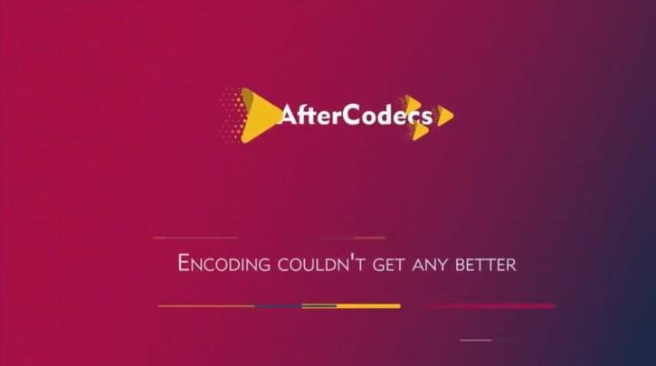 Aescripts AfterCodecs