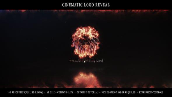 Cinematic Logo Reveal