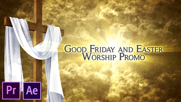 Good Friday And Easter Worship Promo Pack